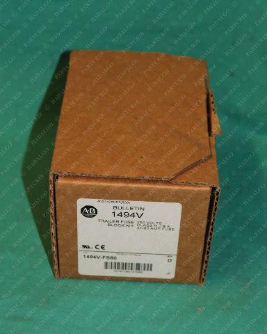 Allen Bradley, 1494V-FS60, Trailer Fuse Block Kit 250V 31-60Amp