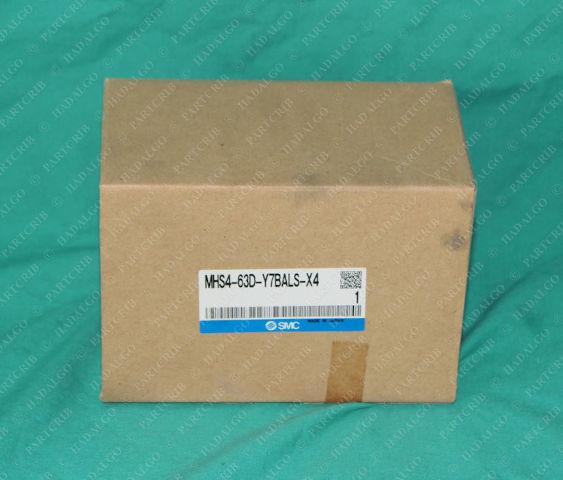 SMC, MHS4-63D-Y7BALS-X4, MHS4-63D-X4, 4-Finger Gripper Robot Jaws