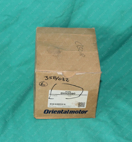 Oriental Motor, GVH5G60, Gear Head Reducer Motor Box