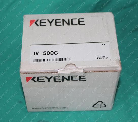 Keyence, IV-500C, Machine Vision Sensor Camera Inspection