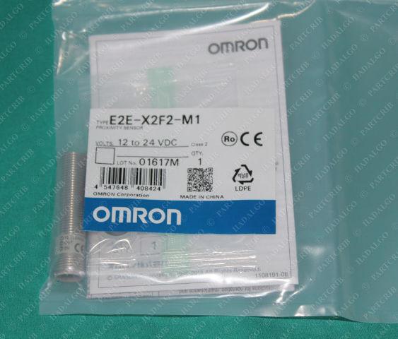 Omron, E2E-X2F2-M1, Proximity Sensor Switch 12-24VDC