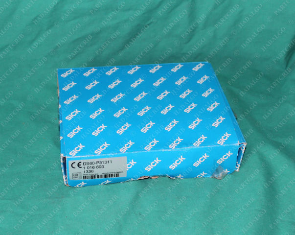 Sick, DS60-P31311, 1016693, Laser Distance Sensor Photoelectric