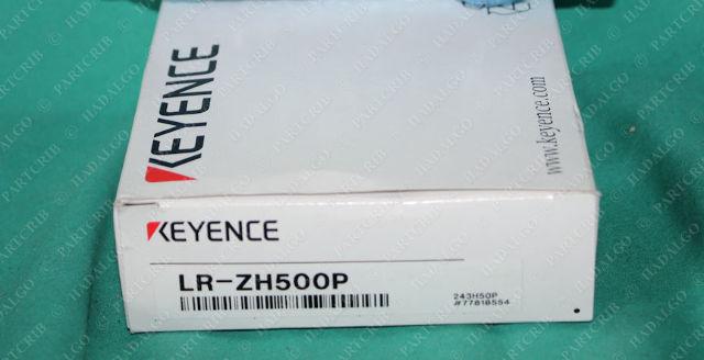 Keyence, LR-ZH500P, Laser Sensor