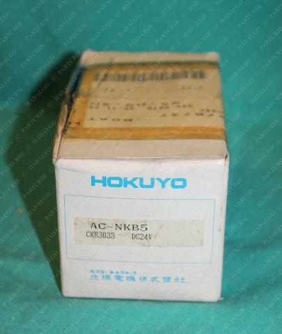 Hokuyo, AC-NKB5, CKB3033, Auto Counter 24VDC