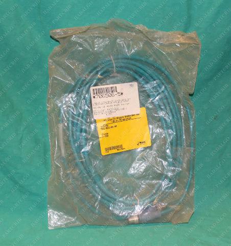 Turck, RSSD RSSD 443-5M, U-19261, Cordset Cable Plug Ethernet Cable 5M