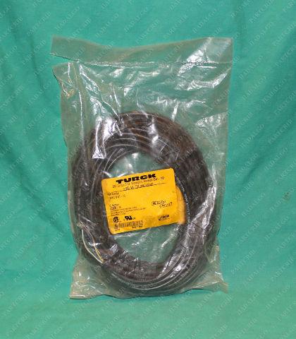 Turck, WKC 8.6T-10, WKC8.6T-10, U5306-19, 708120-5, Eurofast Sensor Cordset Cable