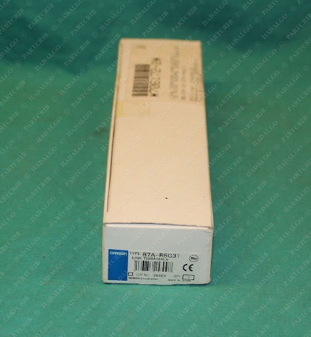 Omron, B7A-R6G31, 706172-2, Link Terminal PNP Output 16Pt Normal Speed Load