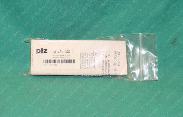 Pilz, 502211, PSEN 2.1p-11, PSEN 2.1-10, 701598-1, Magnetic Safety Switch w/ LED