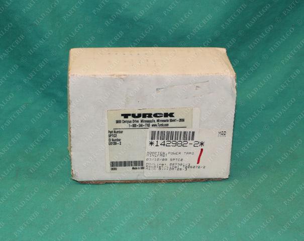 Turck, SPTC2, U0139-2, 1429882-2, Power Taps Adapter