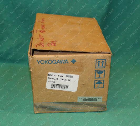 Yokogawa, UT550-00, Process Meter Digital Temperature Controller 100-240VAC