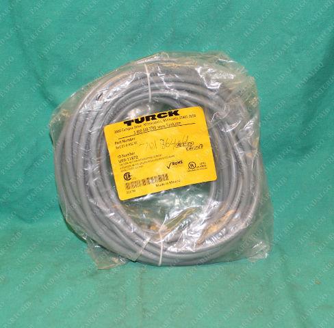 Turck, RKC 8T-8-RSC-8T, RKC 8T-8-RSC 8T, U99-11872, Eurofast Cordset Cable Extension