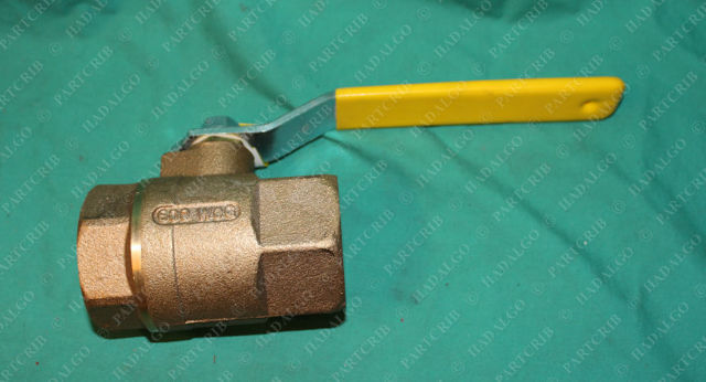 """Apollo Conbraco, 70-107-01, 1.5"""" 1 1/2"""" Bronze Brass Ball Valve"""