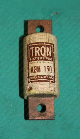 Tron, KBH-150, Rectifier Fuse 150 Amp 150a