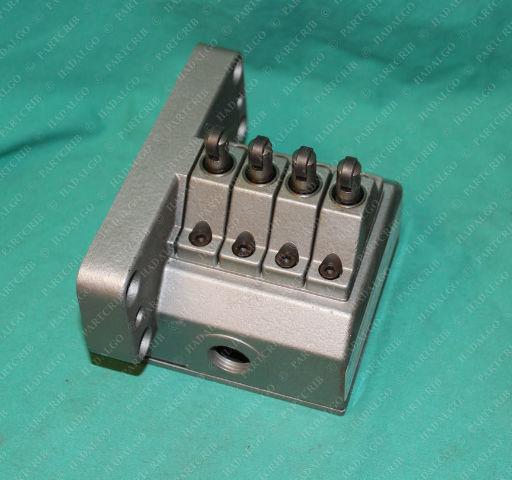Micro Switch,  LDZ-5412, 4 Position Four Roller Limit Switch Yamatake Honeywell