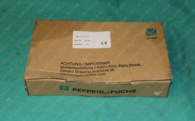 Pepperl + Fuchs, UB-PROG2, 097450, Programming Aid