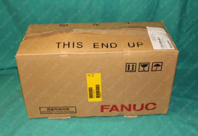 Fanuc, A06B-0127-B076, A06B-0127-B076-R, AC Servo Motor