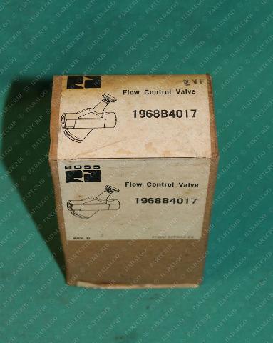 "Ross, 1968B4017, 1/2"" .5"" Pneumatic Flow Control Valve"