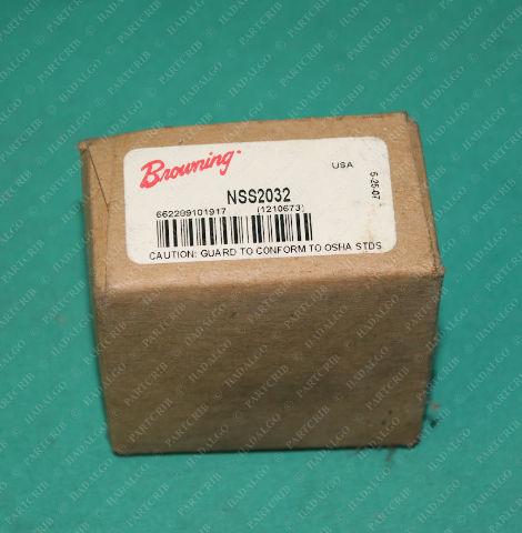 Browning, NSS2023, Spur Gear External Tooth