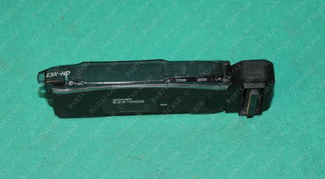 Omron, E3X-HDO, E3X-HD0, Fiber Optic Amplifier