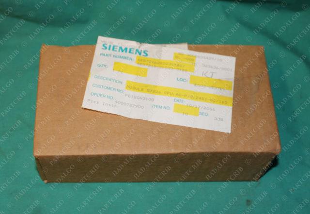 Siemens, 6ES7 216-2BD23-0XB0, Simatic S7-200 CPU Module PLC Processor