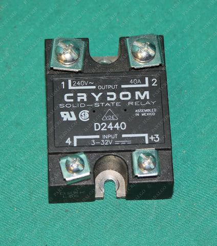 Crydom, D2440, Solid State Relay 40A 240V SSR