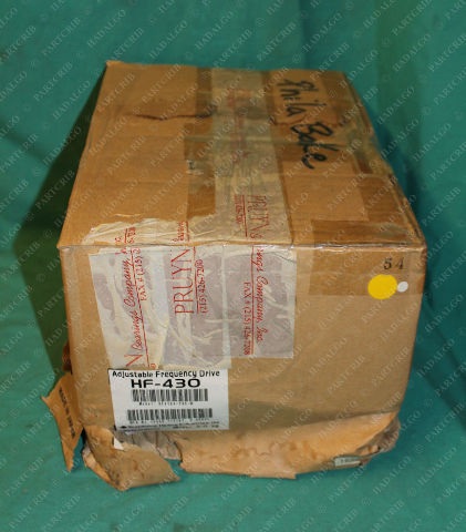 Sumitomo, HF-430, HF4304-1A5-W, Adjustable Frequency Drive VFD Motor Electric