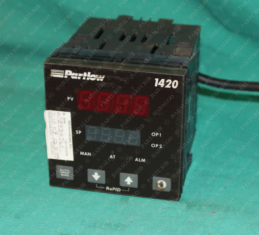 Partlow, 14203000100, 1420, Danaher Digital Process Temperature Limit Controller