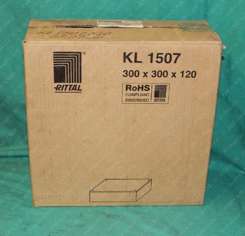 Rittal, KL 1507, Panel Electric Box Enclosure 300x300x120