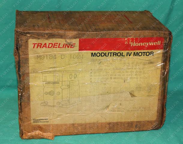 Honeywell, M9184 D 1021, M9184D1021, Modutrol IV Motor Actuator Gas Valve