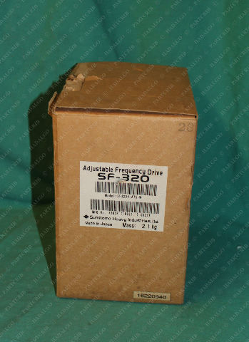 Sumitomo, SF-320, SF3204-A75-W, Adjustable Frequency Drive VFD Amplifer Inverter