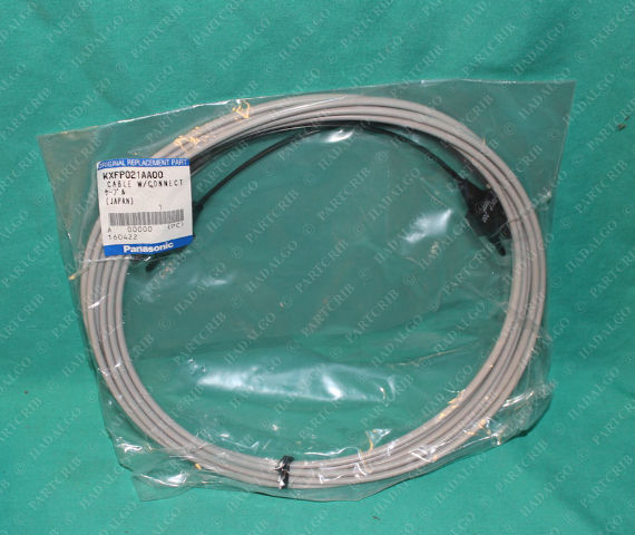 Panasonic, KXFP021AA00, Cable w/ Connector