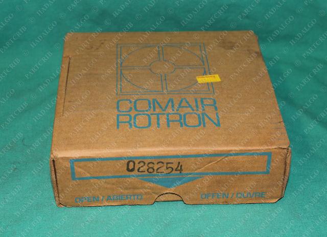 Comair Rotron, 028254, Axial Computer Cooling Fan PT2B3 115V