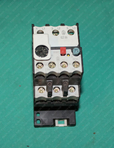 Moeller, Z00-1.6, Thermal Overload Relay Protector Eaton Klockner 1-1.6A