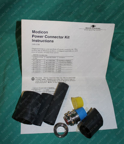Modicon, JT06L16S-1S-C03, Power Connector Kit Female Plug 7p 7 Pin