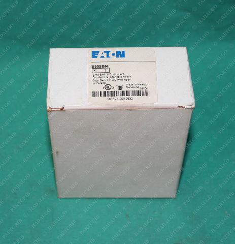 Eaton, E50SBN, Limit Switch Body 120V