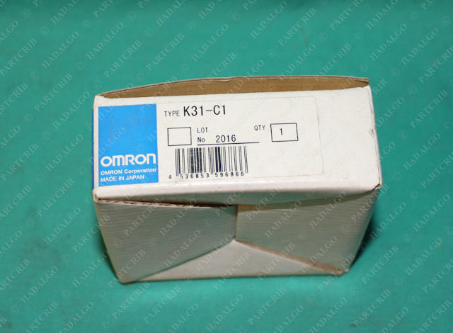 Omron, K31-C1, Output Board Relay Output Meter Card Option
