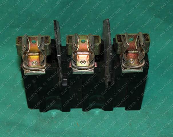 Allen Bradley, 1494V-FSR666, Fuse Block 60A 600V