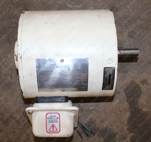 Sterling Electric, NBY054MCA, 12/hp .5hp 208v 230v 480v Footless  C FaceElectric Motor 1700rpm
