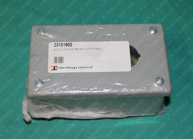 Hoffman, E2PB, 2 Two Push Button Industrial Control Panel Enclosure Pentair