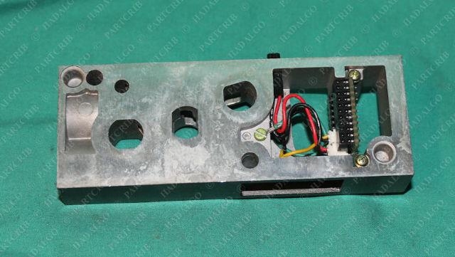 Mac, 92B-000-BJ4, Pneumatic Solenoid Valve Manifold
