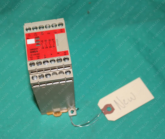 Omron, G9SA-301, Safety Relay, 24VAC/DC OEM ORIGINAL
