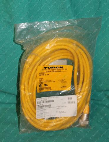 Turck, RSM RKM 50-6M, U2282-2, 162278-8, Minifast Cable 5p 5 Pin Extension Cordset Plug Male Female