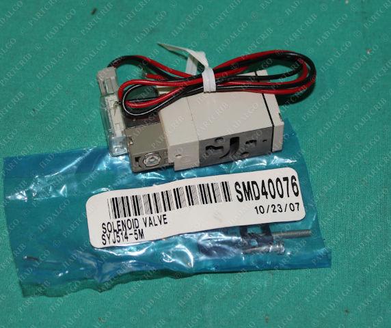 SMC, SYJ514-5M, Solenoid Valve