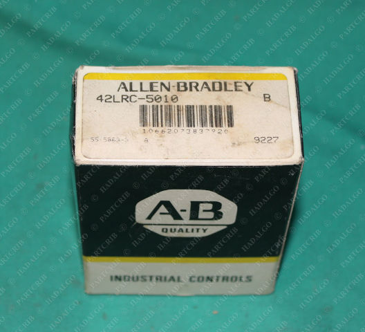 Allen Bradley, 42LRC-5010, Photohead Photoelectric Sensor Switch, 30 MA, 120VAC, Low Leakage Solid State Relay