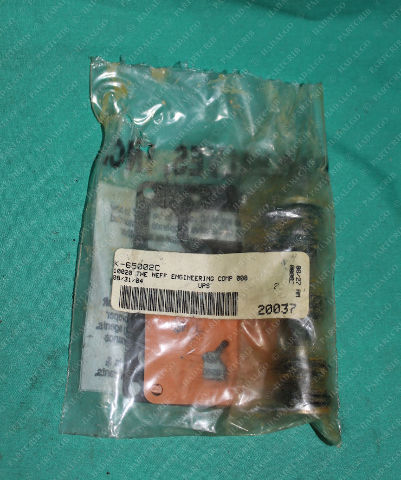 Mac, K-65002C, Pnuematic Air Valve Rebuild Repair Service Kit