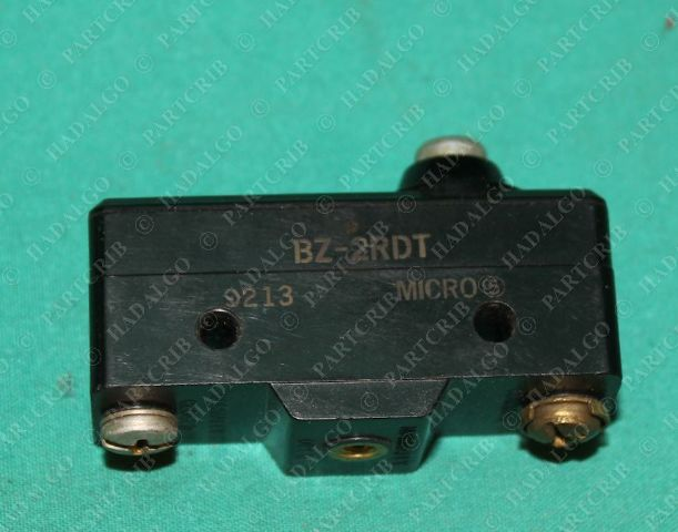 Micro Switch, BZ-2RDT, Limit Switch Honeywell 15A 125 250 480VAC
