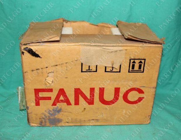 Fanuc, A06B-0521-B041, S-750715, AC Servo Motor Model 2-0