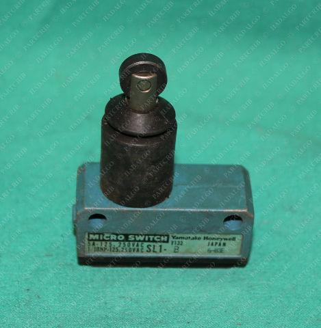 Yamatake Honeywell, SL1-B, Roller Limit Micro Switch
