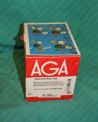 AGA,  213007280, Unicontrol 500 105 Regulator AR/N2/HE T2515PV Regulator Nitrogen TH-V-RS-C-49