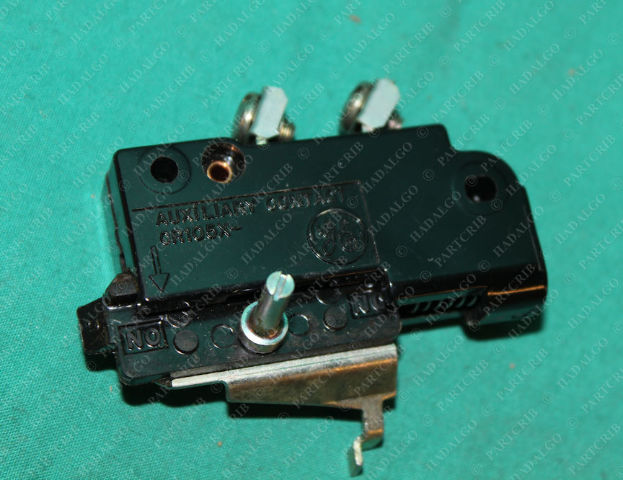 GE, CR105X, General Electric Auxiliary Contact Switch